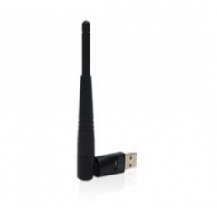Adapter, karta Wi-Fi USB, WLAN USB Dongle, IEEE 802.11 b / g / n,  Draft 3.0, GV-BX-V2