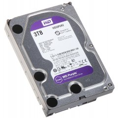 DYSK DO REJESTRATORA HDD-WD30PURZ 3TB 24/7 WESTERN DIGITAL