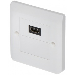 GNIAZDO HDMI-PD-G PANEL