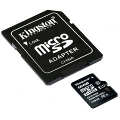 KARTA PAMIĘCI UHS-I, SDHC 16 GB KINGSTON SD-MICRO-10/16-KING