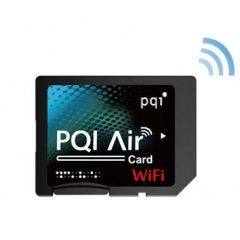 KARTA PAMIĘCI SD-WIFI, PQI AIR CARD, WI-FI, 16 GB