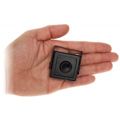 Mini kamera IP do ukrycia, 1280 x 720p, HD, ONVIF, obiektyw PIN HOLE, P2P, IPMICRO/720p