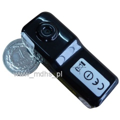 Mini kamera IP Wi-Fi do ukrycia, 8 GB, MINI WI-FI Camera, P2P, MD81S
