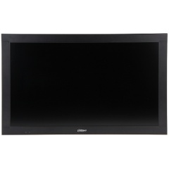 "MONITOR LED 27"", FULL HD, 1080p, BNC, DVI, VGA, HDMI, DAHUA, DHL27-S200"
