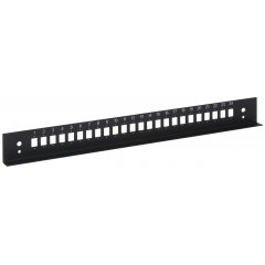 PATCH PANEL SC, LC duplex PP-24/1