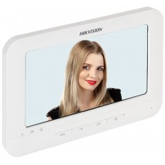 "PANEL WEWNĘTRZNY WIDEODOMOFONU IP MONITOR IP 7"" HIKVISION DS-KH6210-L"